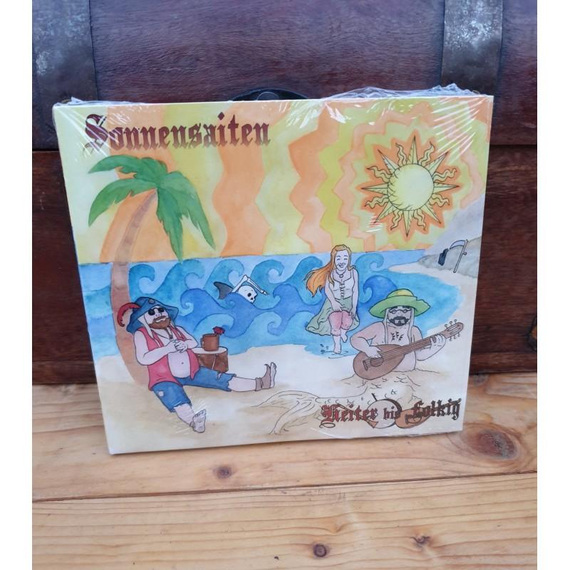 Sonnensaiten - Vorderseite